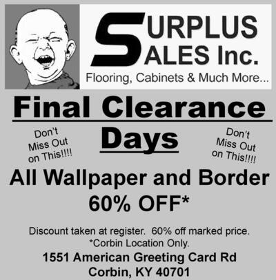 Times tribune classifieds services final clearance days photo m4hsunfo