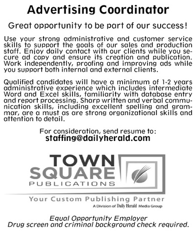 Daily Herald Classifieds Employment