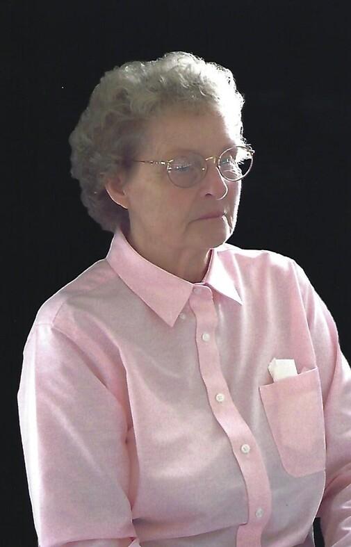 Shirley Fay Thomas