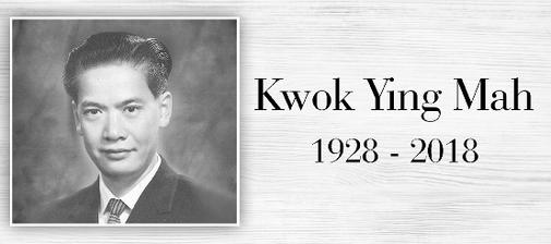 Kwok Ying  MAH