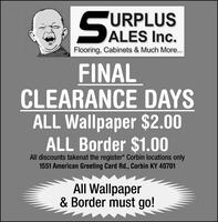 Times tribune classifieds services all wallpaper all discounts takenat the register corbin locations only 1551 american greeting card rd corbin ky 40701 m4hsunfo