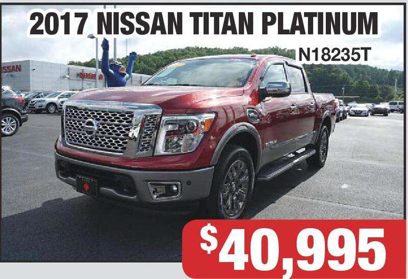 Exceptional $40,995 2017 NISSAN TITAN PLATINUM N18235T LEWIS NISSAN NISSAN READERSu0027  CHOICE AWARD Favorite Place To Buy A New Truck #1 Customer Satisfaction  Dealer In ...