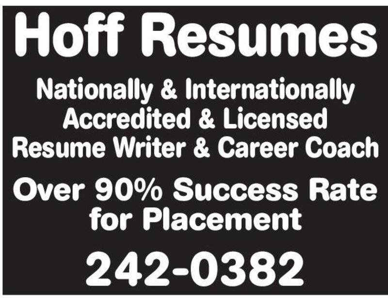 Clinton Herald Classifieds Employment Resume Writer Career Coach
