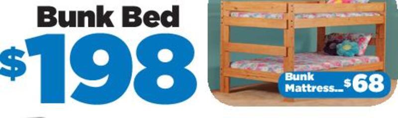 The Stillwater Newspress Classifieds Merchandise Bunk Bed