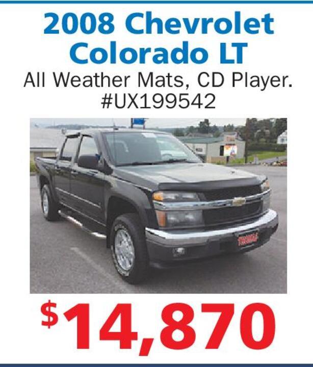 Record Eagle Classifieds Dealer Special Autos Chevrolet