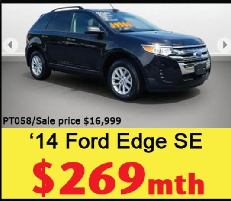 Ford Edge Se