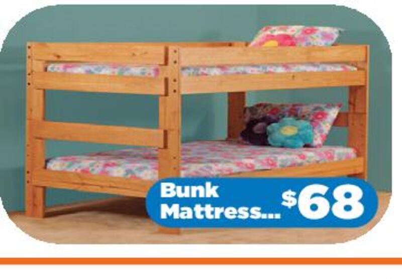 The Joplin Globe Classifieds Furniture Bunk Mattress