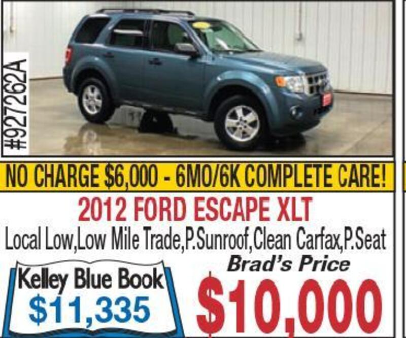 Clinton Herald Classifieds Transportation Ford Escape Xlt