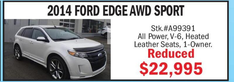 Ford Edge Awd Sport