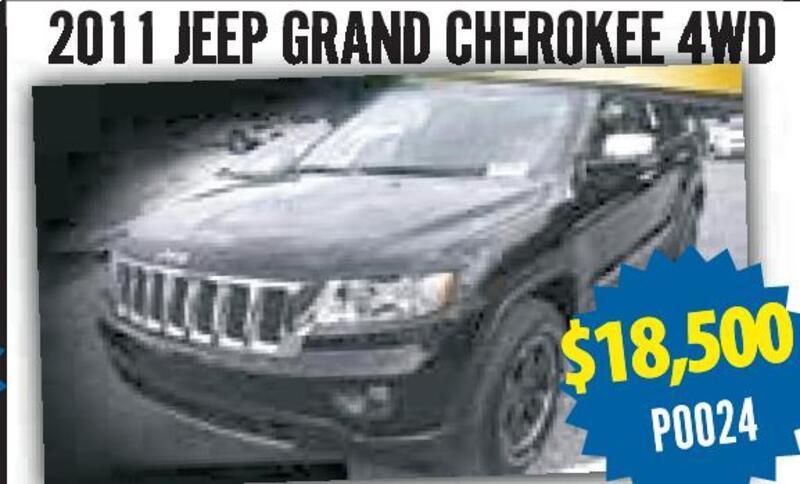 JEEP GRAND CHEROKEE 4WD