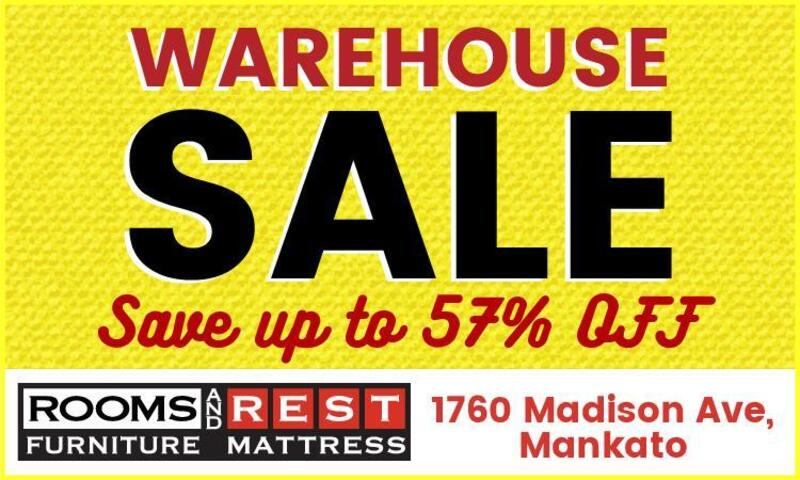 Record-Eagle   Classifieds   Furniture   WAREHOUSE SALE Save up to ...