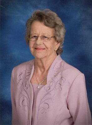 Edna Faye Decker Whittington