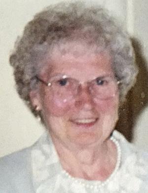 Betty I. Whitney