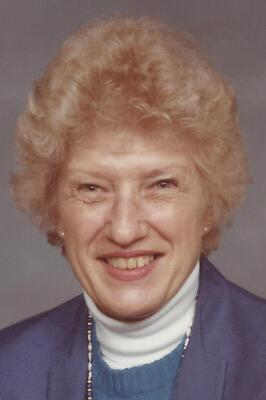 Priscilla W. Russell