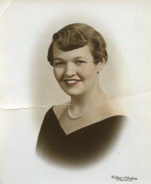Betty Ann Speer