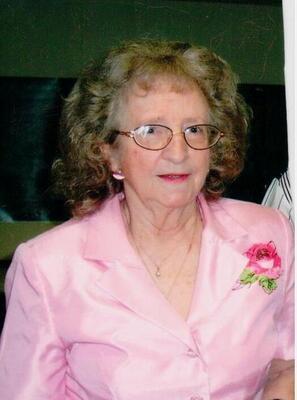 Rosella Faye Riddlebarger Bonzo