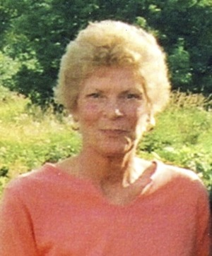 Helen Elaine McCoy