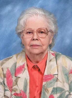 Garnet Dora Bailey Matney