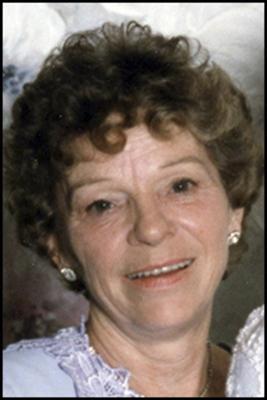 Janet May Cummings Rush