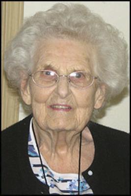 Frances Gertrude Briggs Stinson