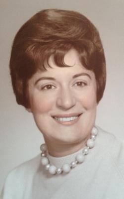 Carmelina Mary Millie (Pappalardo) Corsetti