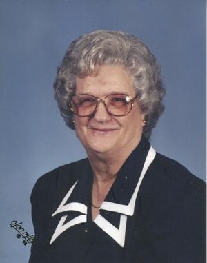Billie Ruth Patrick