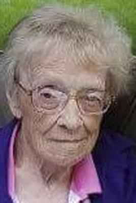 Maxine Lillian Harter
