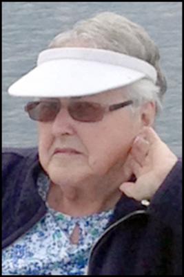 Marie Mae Chamberland