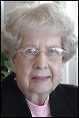 Barbara Mae Farnsworth Bell