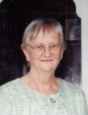 Ruby Mae Halcomb Kidd
