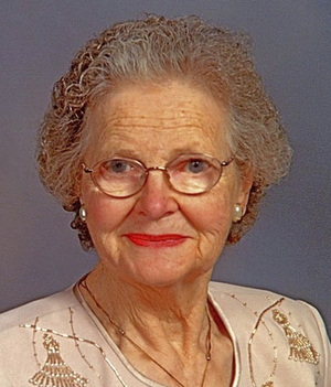 Winifred Elizabeth Redlinger Wehr