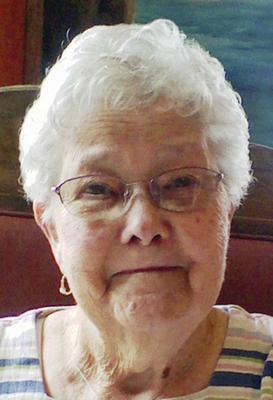 Phyllis Arlene Martin Harvey