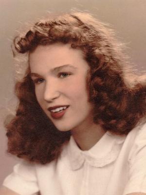 Margaret A. Peggy Schlue