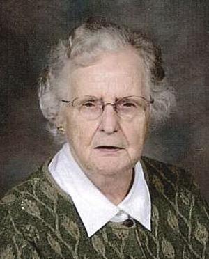 Theresa Virginia Isabel  ELKS
