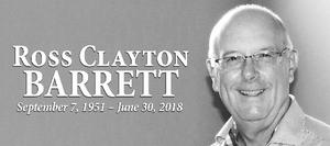 Ross Clayton  BARRETT