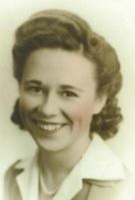 Irene M. (Burdin) Naylor
