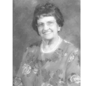 Gladys  BOGNER