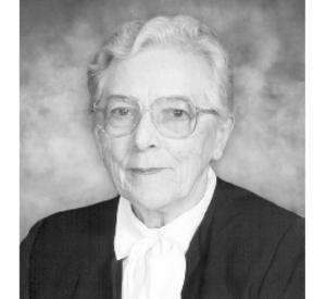 Mary  ALDWINCKLE