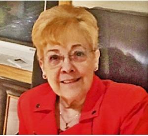 Geraldine  CARBERY