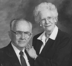 James and Margaret  Baker
