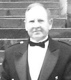 Richard Hampton  Hendry