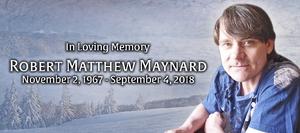 Robert  MAYNARD