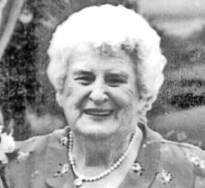 Mary  SCARROW