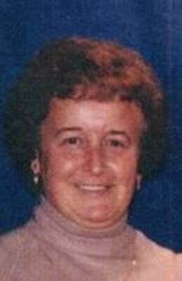 Geraldine Gerry D. (Valcourt) Perreault
