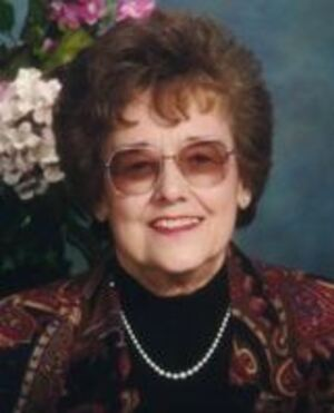 Muriel Holden