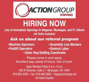 Action group staffing tulsa ok