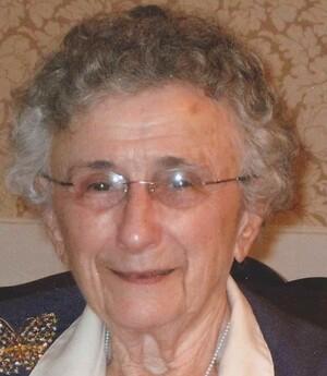 Marion Jeanette Bond