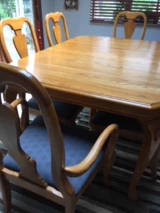 Pittsburgh Post Gazette | Classifieds | Merchandise | Dining Room Set