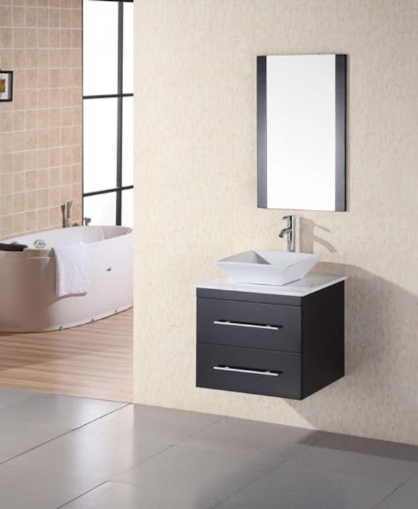 Emoo Online Classifieds Home Decor Espresso Bathroom Mirror