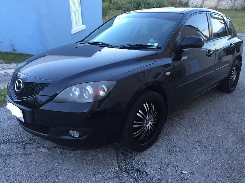 Mazda 3 2009 Car Great Condition. Serviced Every 6 Months, Last Serviced  April 2018. Tires Replaced Jan 2018